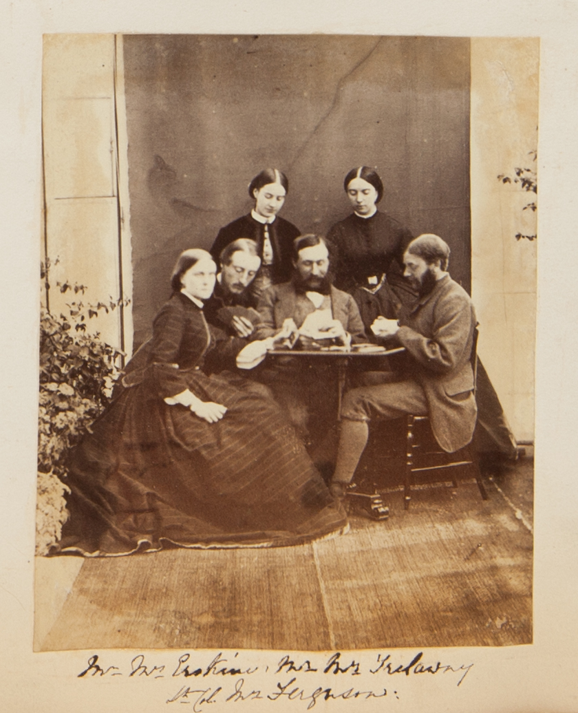 Playing Cards, from the Georgina Ferguson Album