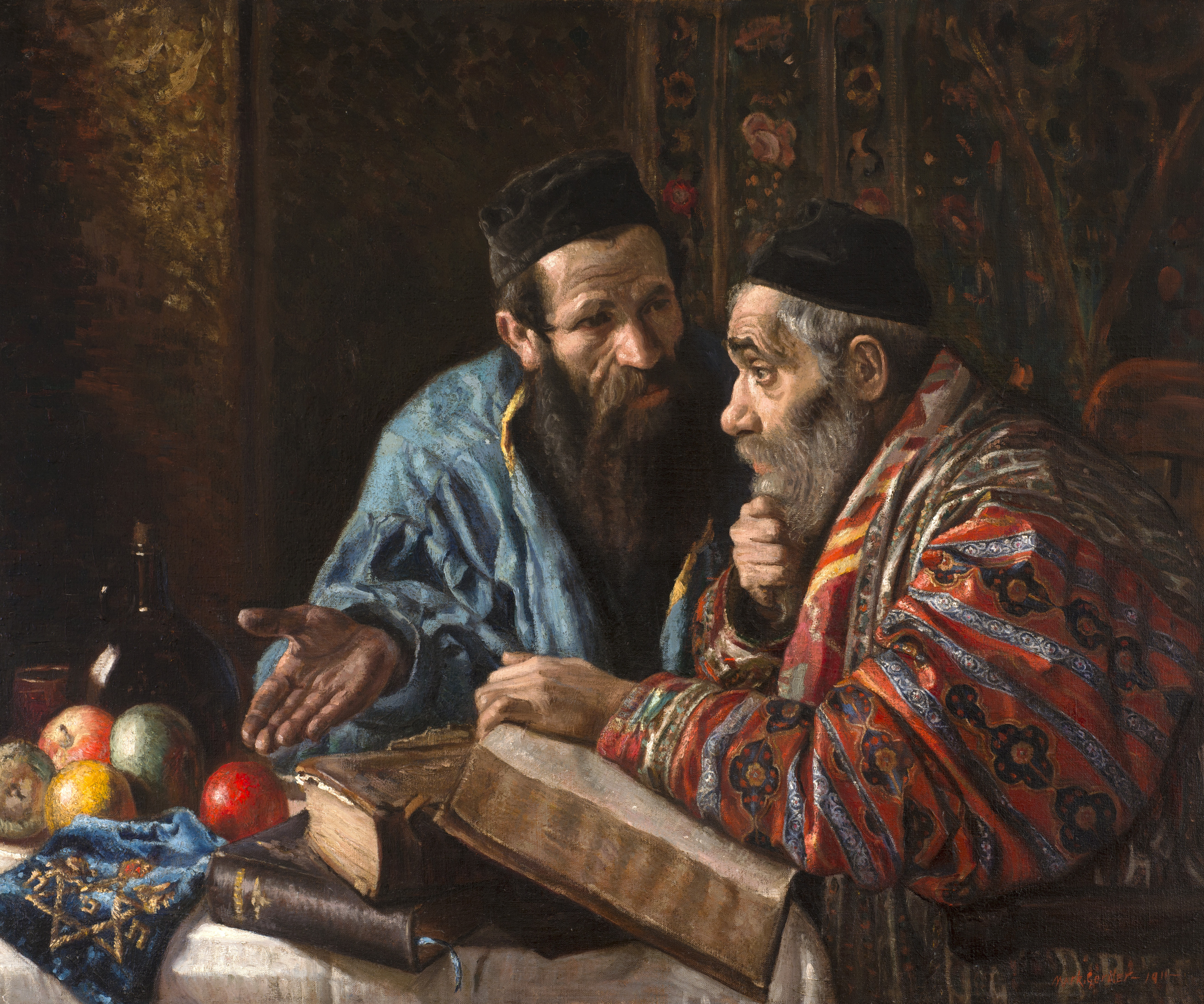 Talmudic Discussion