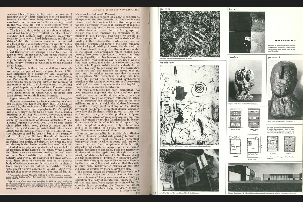 <i>The Architectural Review</i>, December 1955, image sheet, page 359