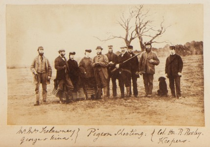 Hunting Party, from the Georgina Ferguson Album