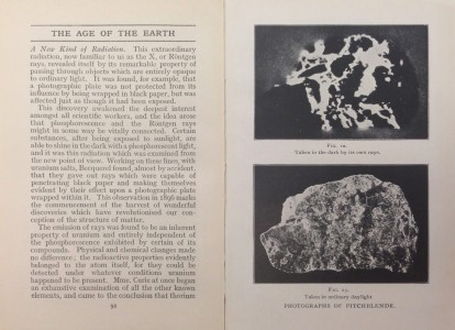 The Age of The Earth: An Introduction to Geological Ideas