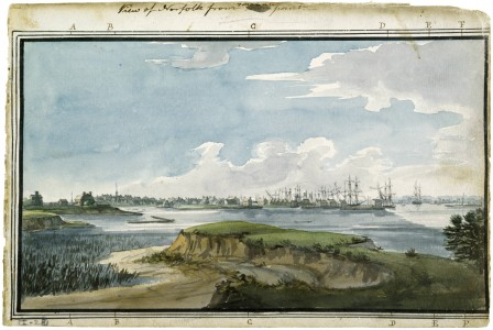 1796–98. watercolour, 17.7 x 26.6 cm. Collection of Maryland Historical Society (1960-108-1-1-28).
