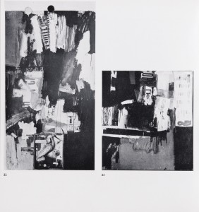 Whitechapel Gallery, February–March 1964 (London: Whitechapel Gallery, 1964): plates 22–23.