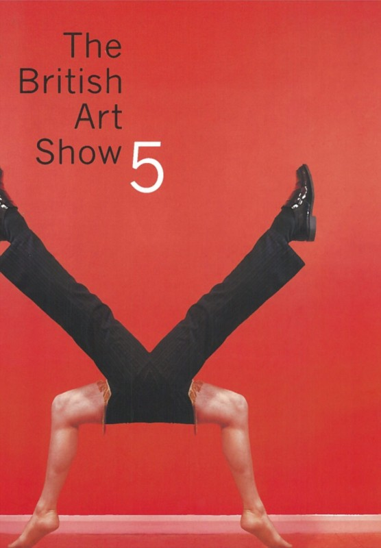 ISBN: 9781853322044. The 54 artists in British Art Show 5 included Phyllida Barlow, Martin Creed, Jeremy Deller, Tracey Emin, Liam Gillick, Susan Hiller, Sarah Lucas, Grayson Perry, David Shrigley and Wolfgang Tillmans. The exhibition toured to venues in Edinburgh, Southampton, Cardiff, Birmingham.