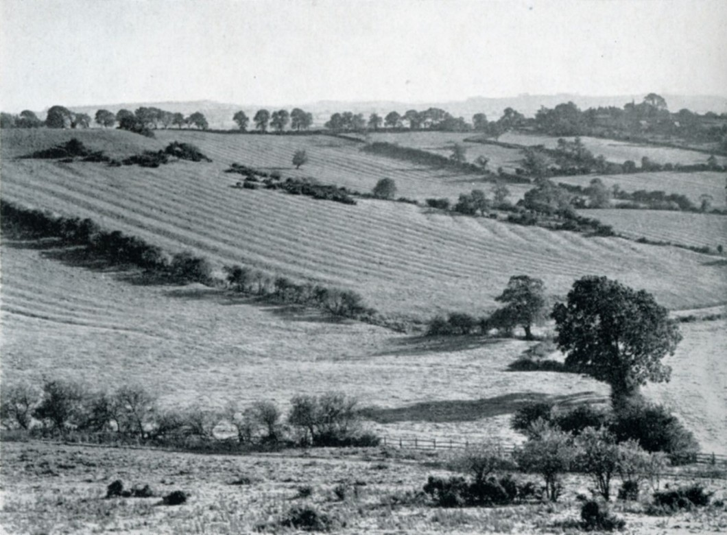 reproduced in <i>Touring Leicestershire</i> by W.G. Hoskins, photographs by F.L. Attenborough (Leicester: City of Leicester Publicity Department Information Bureau), 12., date unknown.