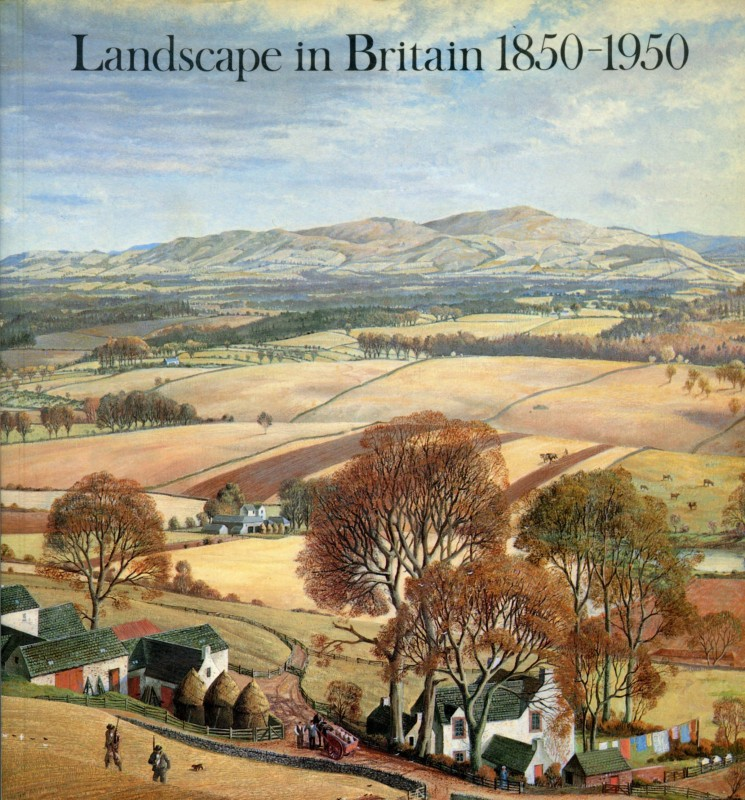 cover of the exhibition catalogue, 1983. Cover depicts detail of <i>Autumn, Kinnordy</i> by James McIntosh Patrick, Dundee Art Galleries and Museums Collection (25-1946).