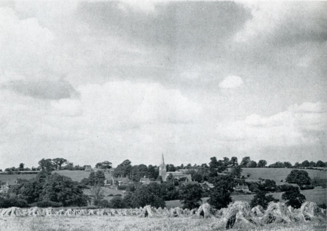 reproduced in <i>Touring Leicestershire</i> by W.G. Hoskins, photographs by F.L. Attenborough (Leicester: City of Leicester Publicity Department Information Bureau), 48., date unknown.