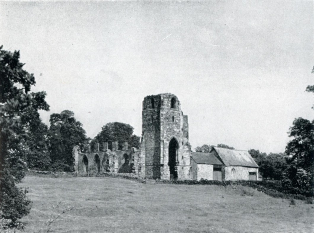 reproduced in <i>Touring Leicestershire</i> by W.G. Hoskins, photographs by F.L. Attenborough (Leicester: City of Leicester Publicity Department Information Bureau), 43., date unknown.