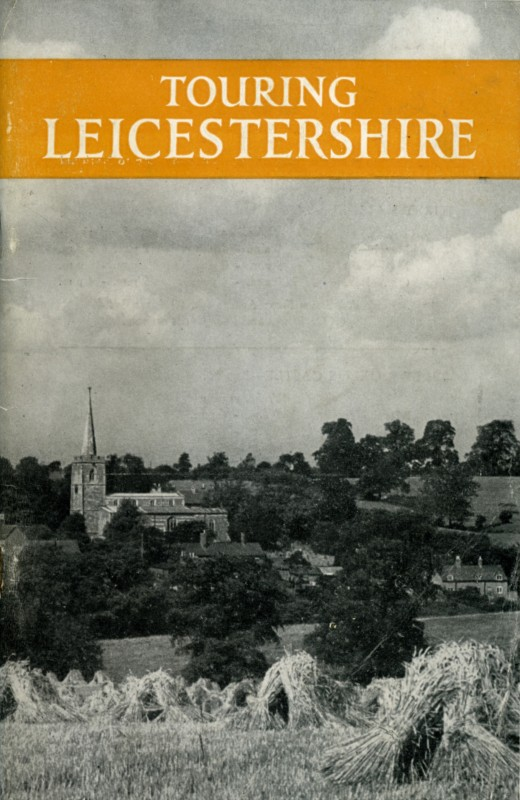 1948, photographs by F.L. Attenborough (Leicester: City of Leicester Publicity Department Information Bureau, 1948).