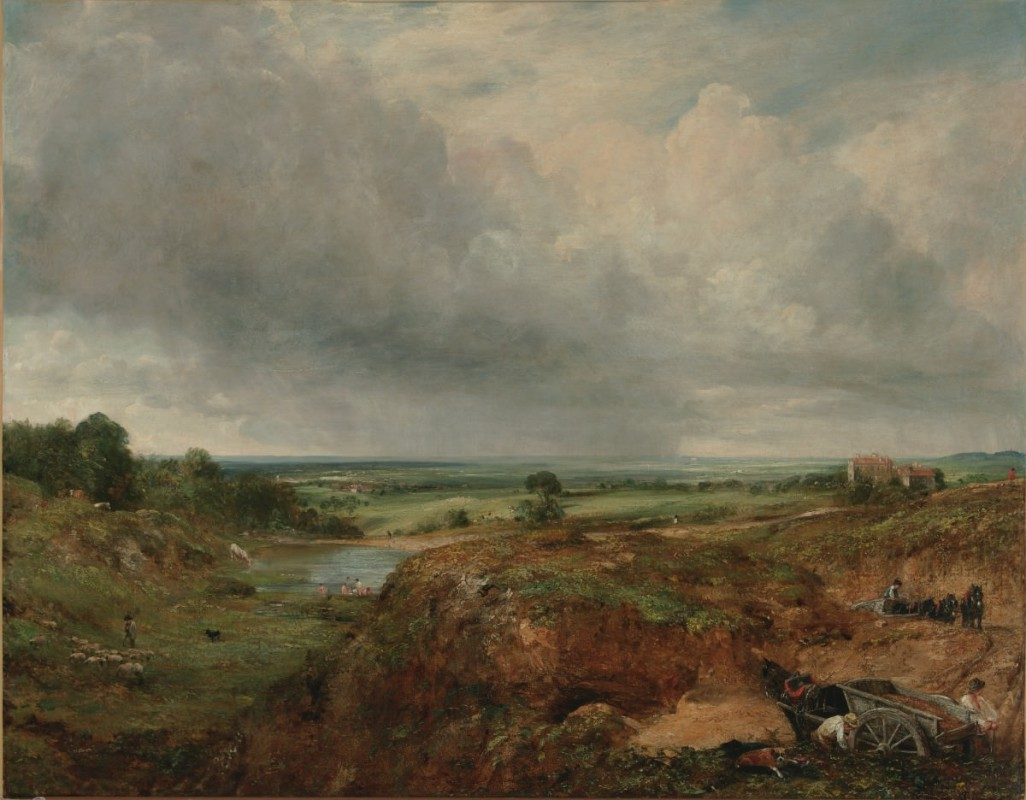 1824–25, oil on canvas, 87 x 102.87 cm. Collection of Virginia Museum of Fine Arts, Adolph D. and Wilkins C. Williams Collection (49.18.4).