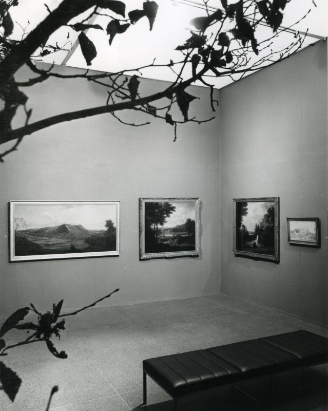 installation photograph, 1973. Tate Photographic Archive Collection (TG 92/265/ Box 4).