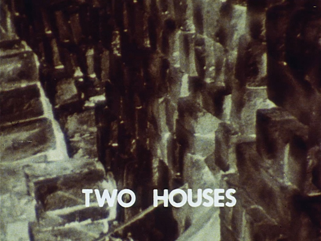 Two Houses (film still)