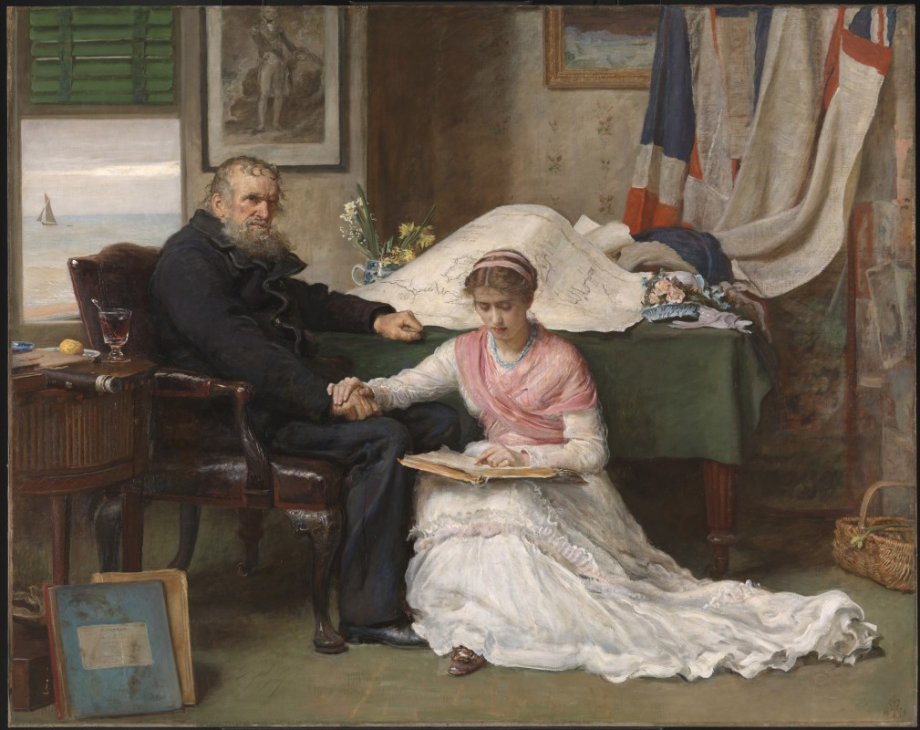 1874, oil on canvas, 176.5 cm × 222.2 cm. Collection of Tate (N01509).